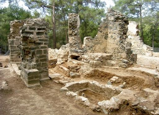 キプロスの遺跡で性的な呪いの言葉見つかる