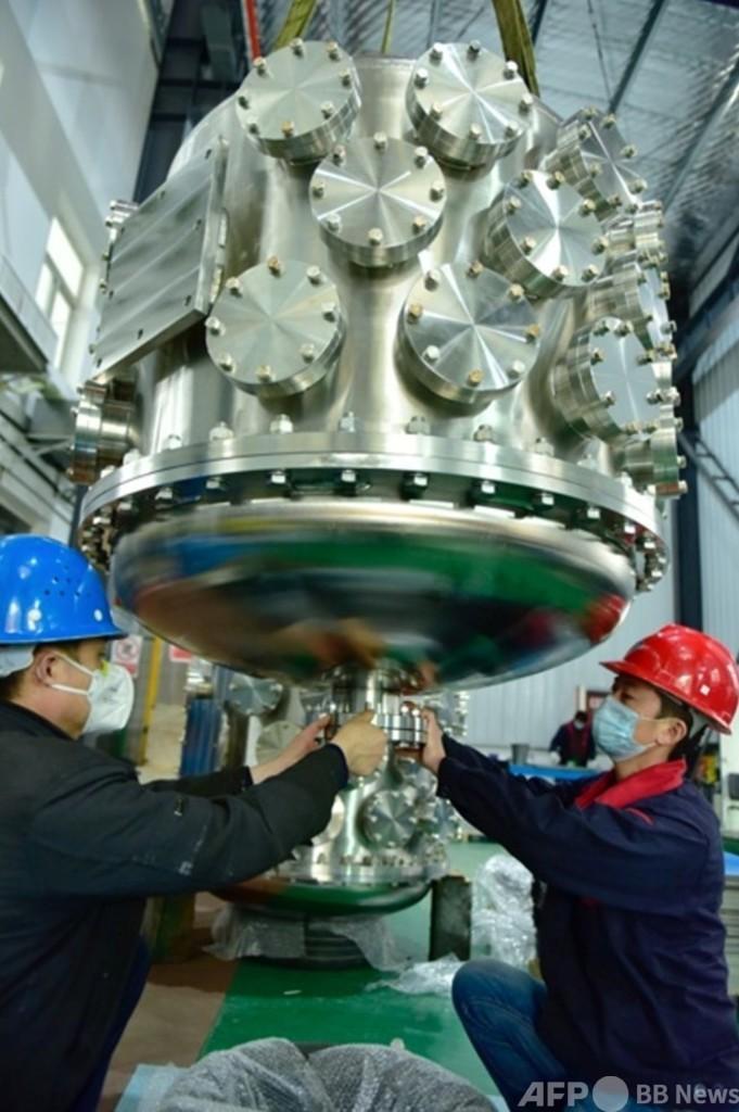 進む「人工太陽」計画 核融合実験炉に中国の技術が貢献