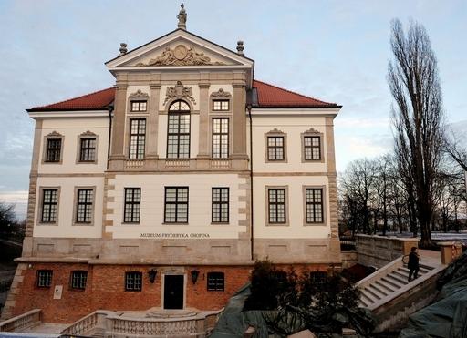 再オープンしたショパン博物館はハイテクの殿堂、ワルシャワ