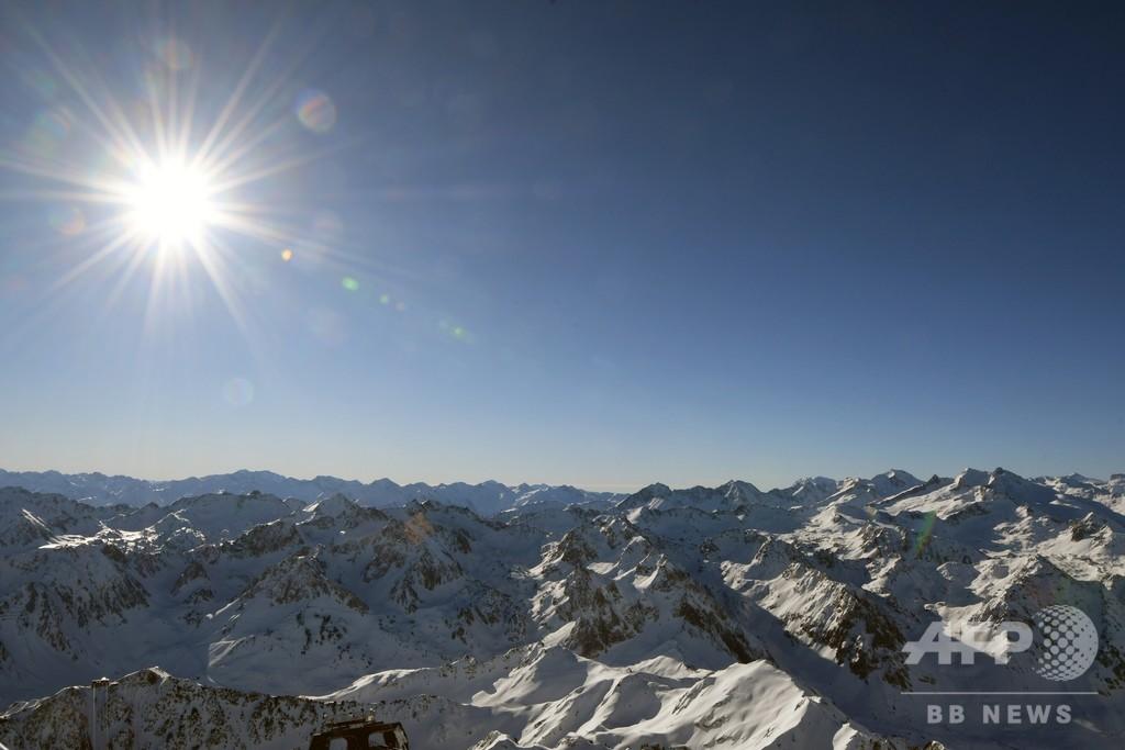 ピレネー山脈の氷河、気候変動で「消える運命」 専門家が警告