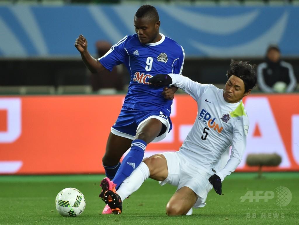 広島がアフリカ王者を撃破、準決勝はリーベルと対戦 クラブW杯