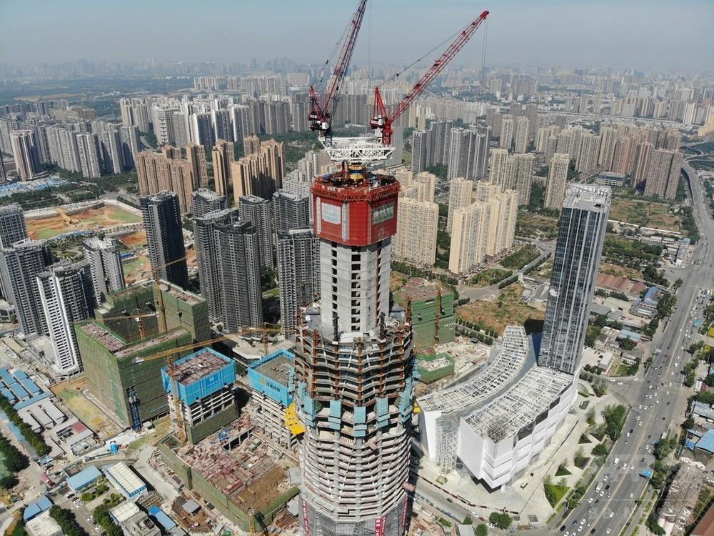 今年前半の中国経済は「堅調」、政府が各指標発表