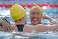 アルシャマー 世界新記録で女子50メートルバタフライ決勝進出、世界水泳