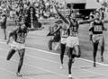 「五輪での抗議、代償は大きい」 メキシコ五輪の米黒人代表が警告