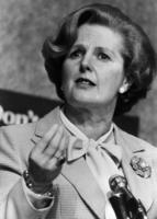 サッチャー元英首相、1979年の総選挙前に卵ダイエットで9キロ減量