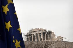 経済危機脱したギリシャ、今度はアクロポリスが一部崩れる