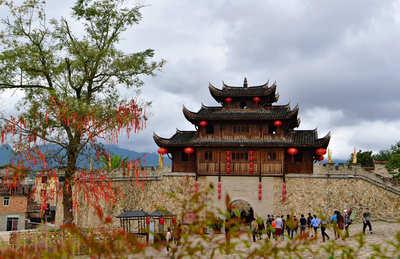 和平古鎮を訪ねて 福建省邵武市