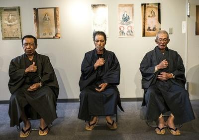 隠れキリシタン信仰、子孫に受け継がれる伝統 長崎