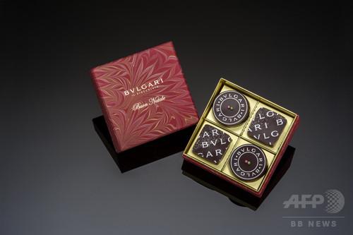 """「ブルガリ イル・チョコラート」ホリデーを彩る""""チョコの宝石"""""""