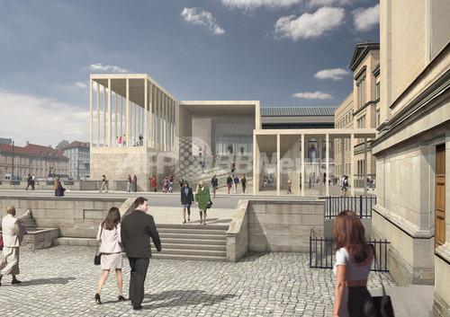 ベルリン博物館島が、世界最大の博物館複合施設に