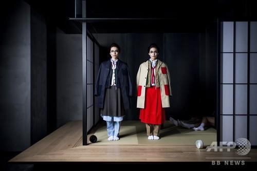 """「コエ × トム ブラウン」ラストコレクション、""""プレッピーなお茶会""""がテーマ"""
