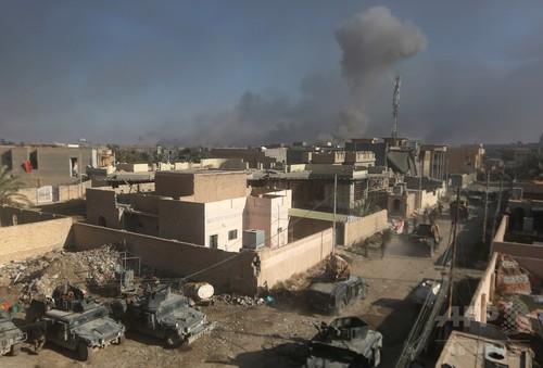有志連合、1か月で「IS戦闘員2500人を殺害」