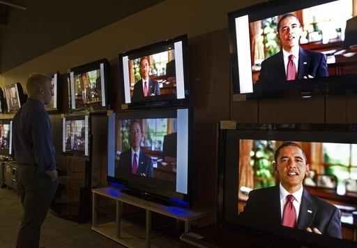 オバマ政権移行チーム、「地デジ」移行延期を要請