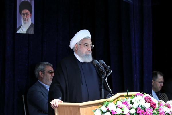 イラン大統領、核合意離脱なら米国は「かつてないほど後悔する」