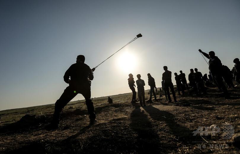 ガザ大規模衝突、米が安保理声明の採択阻止