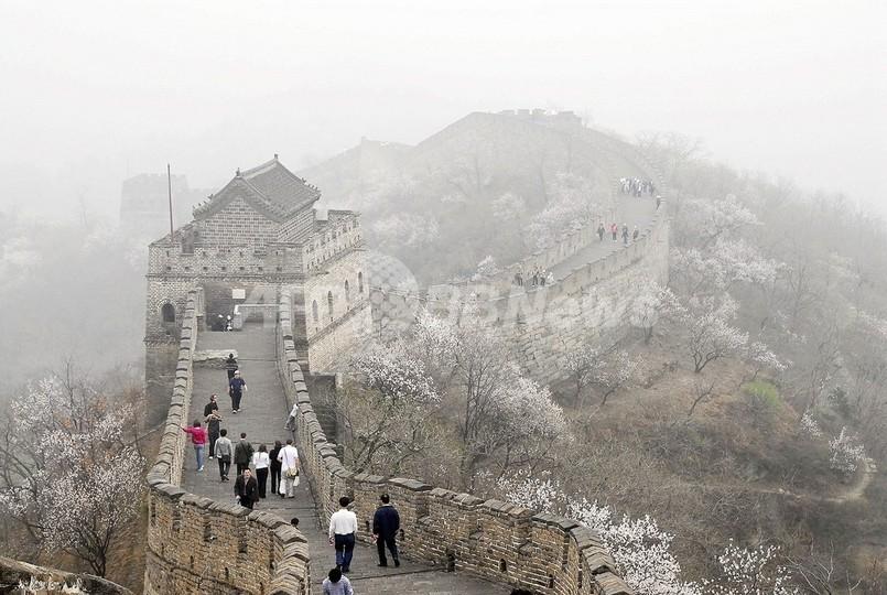 万里の長城の新たな壁を発見、これまでの「東端」から11キロ東で