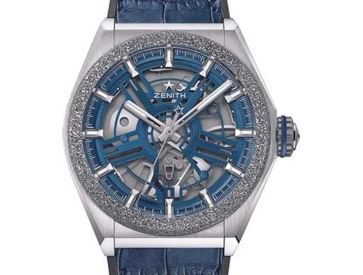「22世紀に遺したい時計」まつあみ靖が推す1本/ゼニス デファイ インベンター