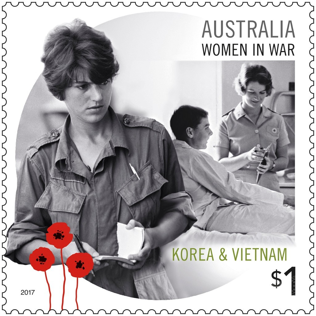 AFPの元特派員ケイト・ウェブ氏、豪記念切手に