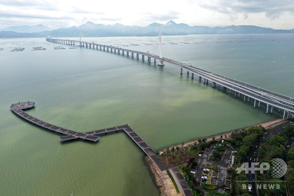 広東・香港・マカオグレーターベイエリア 建設の工程が明らかに