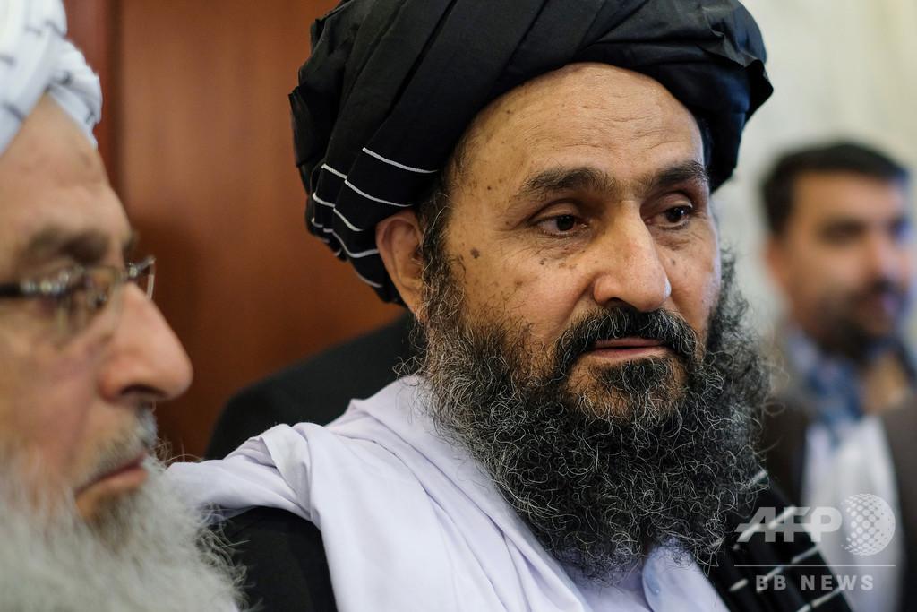 タリバン政治部門トップがパキスタンを訪問、米アフガン担当特別代表も滞在中
