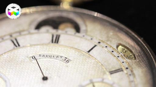 時計業界の大手グループの関係図:ブレゲ(1/全3話)