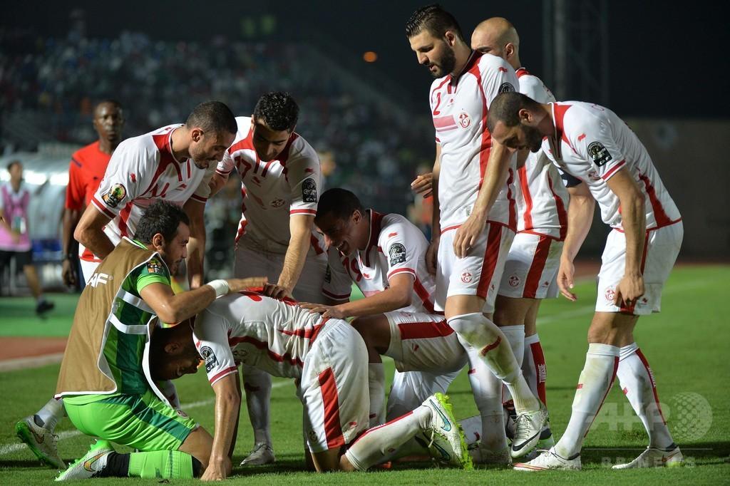 カボベルデとチュニジアは引き分けに終わる アフリカネイションズカップ