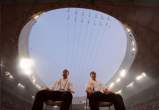 北京五輪後の厄介者になりつつある、メイン会場「鳥の巣」