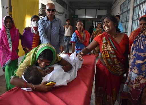 脳炎で死亡の子ども、100人超える ライチ果実と関連か インド