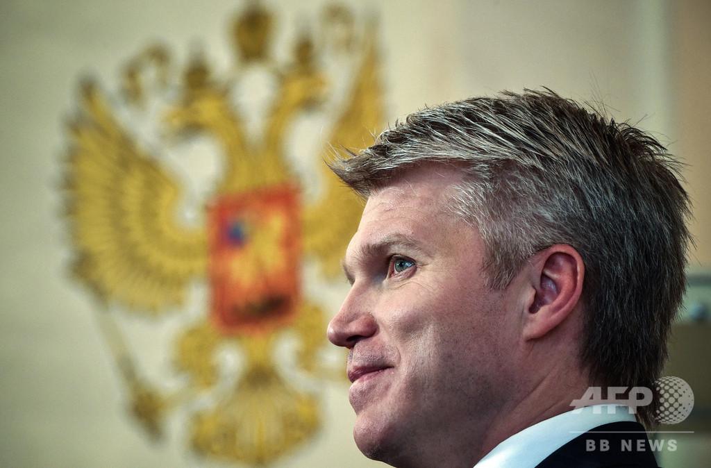 WADA代表団のデータ入手作業再開、ロシアのドーピング問題