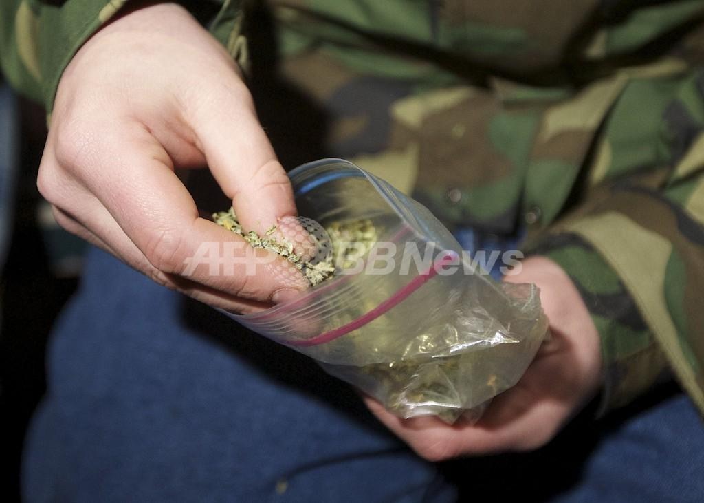 全米初、ワシントン州で嗜好用大麻が合法に