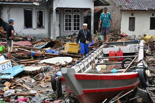 津波にのまれた人気バンド、ボーカルの妻も死亡 生存メンバーは1人に インドネシア