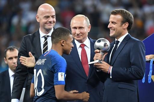 「W杯はあらゆる点で成功」 プーチン大統領が運営を称賛