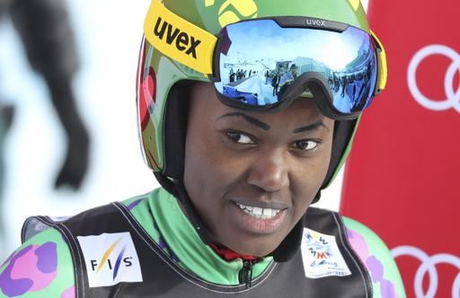 ケニアの19歳シマデル、母国初の女子アルペンスキーヤーとして平昌五輪へ
