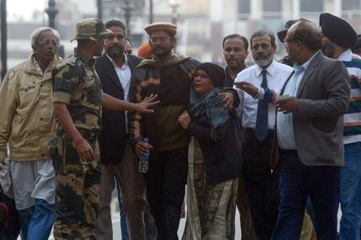 恋に走りパキスタンへ不法入国、6年服役のインド人男性が帰国
