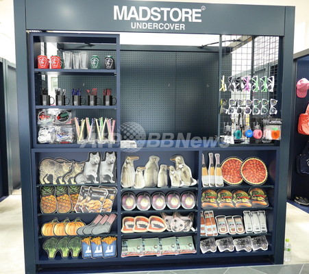「MADSTORE UNDERCOVER」渋谷パルコにオープン、人気アイテムも復刻
