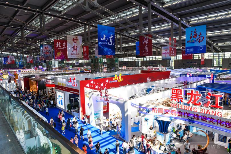 深圳文博会が閉幕、海外から2万人以上が参加