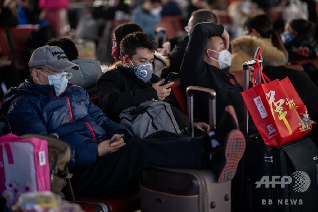 モンゴル、対中国境を閉鎖 新型ウイルスの侵入予防措置