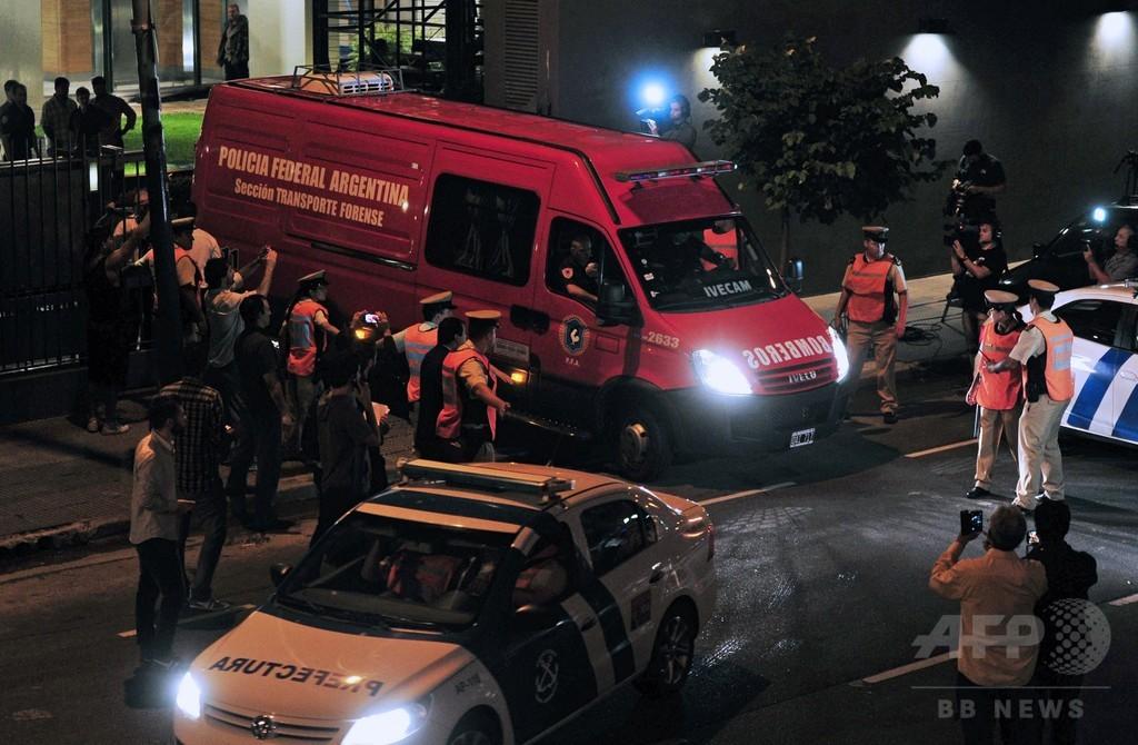 「大統領の密約」を追及、検察官の遺体見つかる アルゼンチン