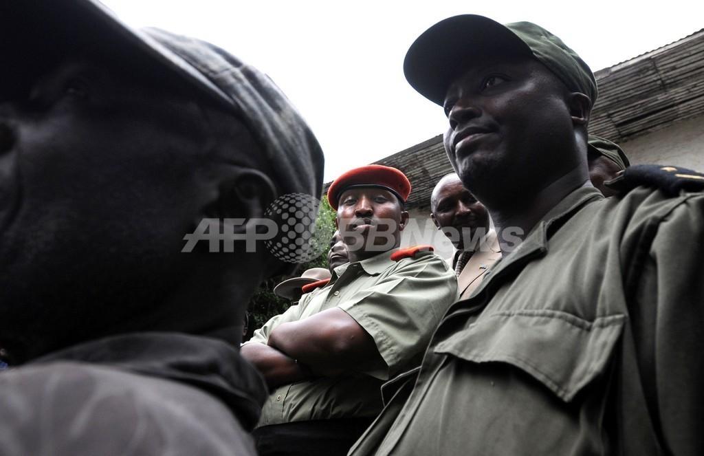 ICCから逮捕状のコンゴ元将軍、ルワンダの米大使館に投降