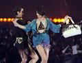 10年春夏東京ガールズコレクション、ほしのあきも登場