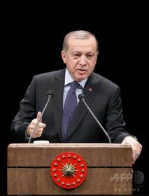 トルコ大統領「移民に国境を開放」、加盟交渉渋るEUに脅し
