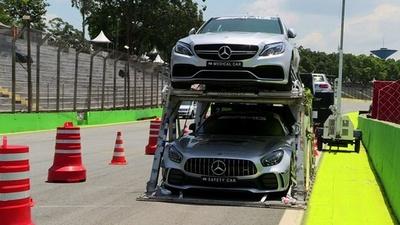 動画:ブラジルGP開催控え準備着々、レース会場改修に11億円