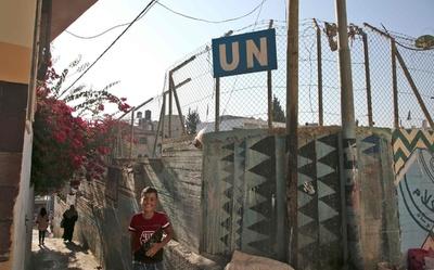 米、パレスチナ難民支援機関への資金拠出中止を決定