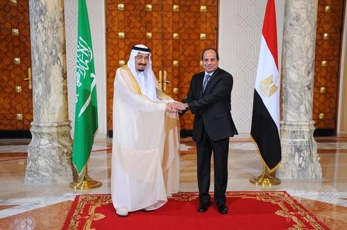 サウジ国王、 紅海にエジプト間架橋計画を発表