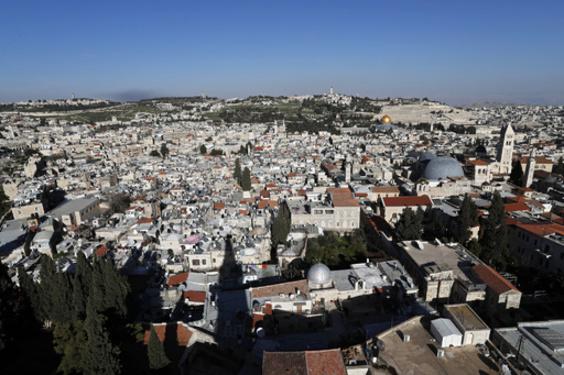 オーストラリア、西エルサレムをイスラエルの首都と認定