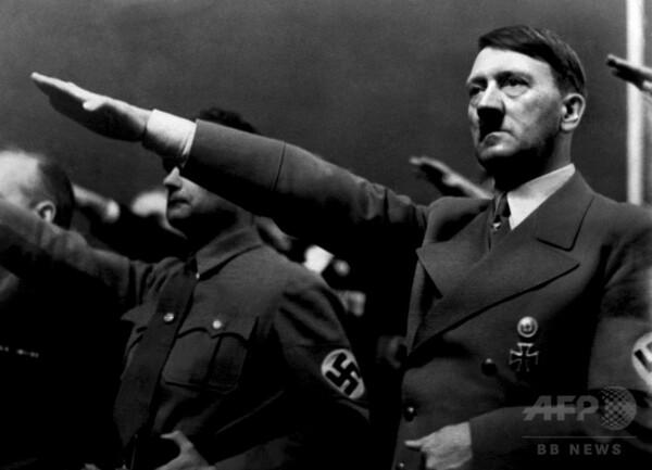 ヒトラーが制作させた馬の像2体、26年ぶり偶然発見 ドイツ