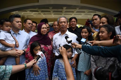 マレーシア新首相に前内相のムヒディン・ヤシン氏指名