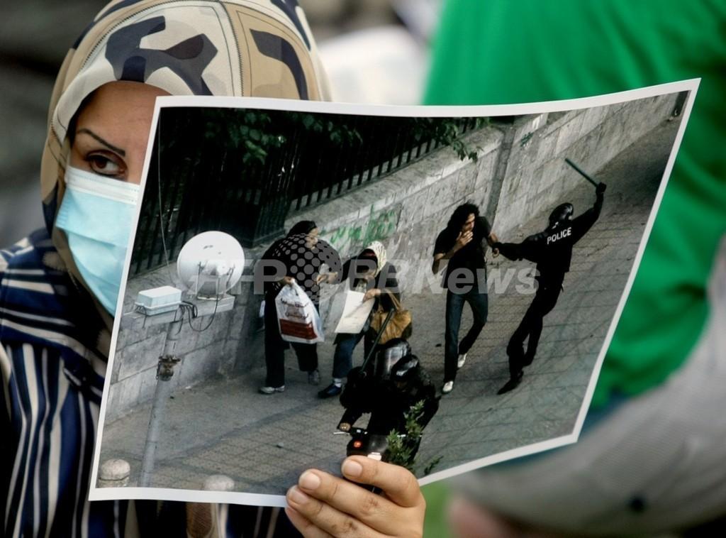 イラン、活動家2人の死刑執行 09年大統領選の抗議デモに参加