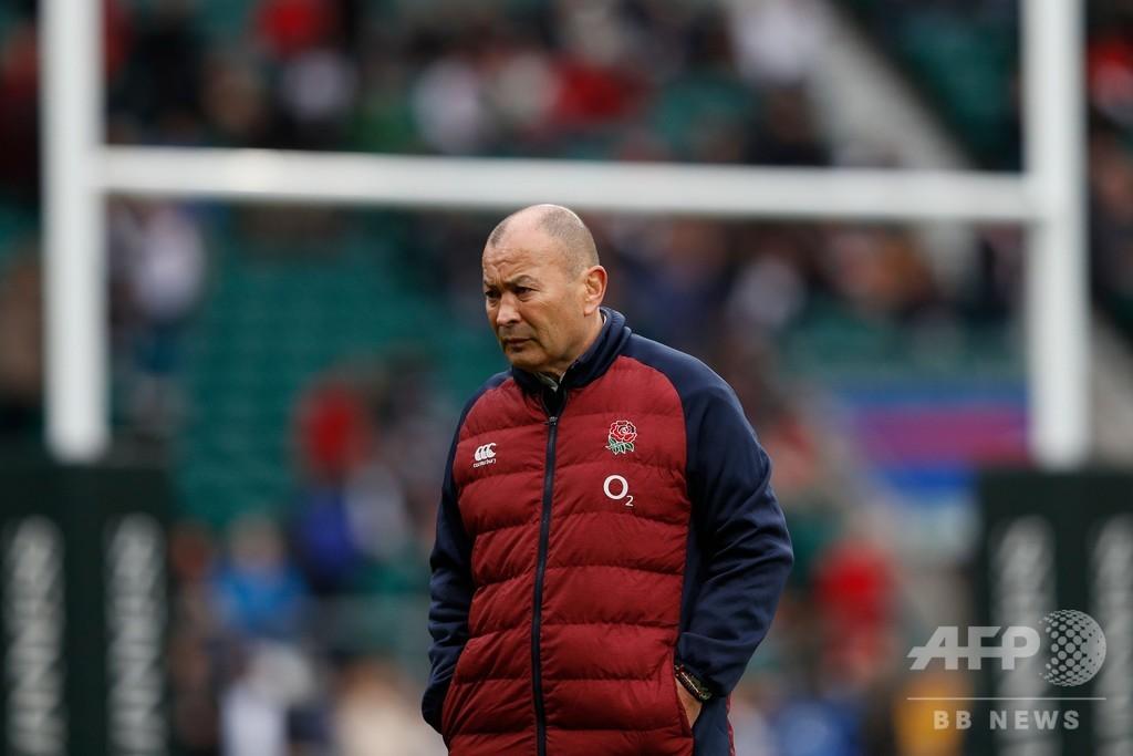 イングランド、ウェールズに競り勝つもエディーHCは退場に怒り