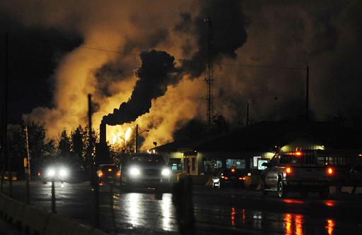 温室効果ガス濃度、過去最高を更新 WMO